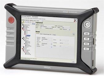 Tablet PC News, Tablet PC Infos & Tablet PC Tipps | Kleiner TabletPC skeye.e-motion