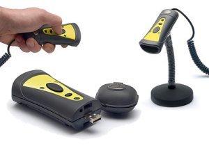 Freie Pressemitteilungen | Barcode und RFID Scanner smartSCANNDY