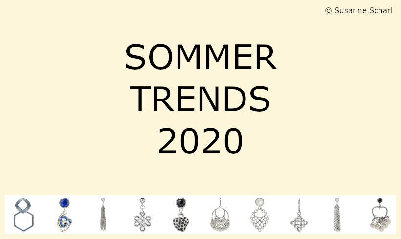 Die Sommertrends 2020 aus dem Schmuckbereich im Ohrring Paradies - Chandelier Ohrringe, längliche Ohrringe, Herz Ohrringe und vieles mehr! | Freie-Pressemitteilungen.de