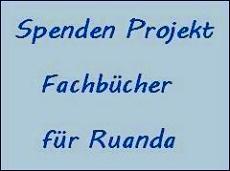 Suedafrika-News-247.de - Südafrika Infos & Südafrika Tipps | Foto: Spenden für Ruanda: Fachbücher von Berlin zum Gründerzentrum in Kabali!