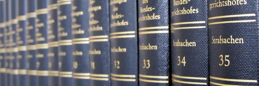Fachanwalt für Strafrecht, Steuerrecht u. zertifizierter Berater für Steuerstrafrecht (DAA)