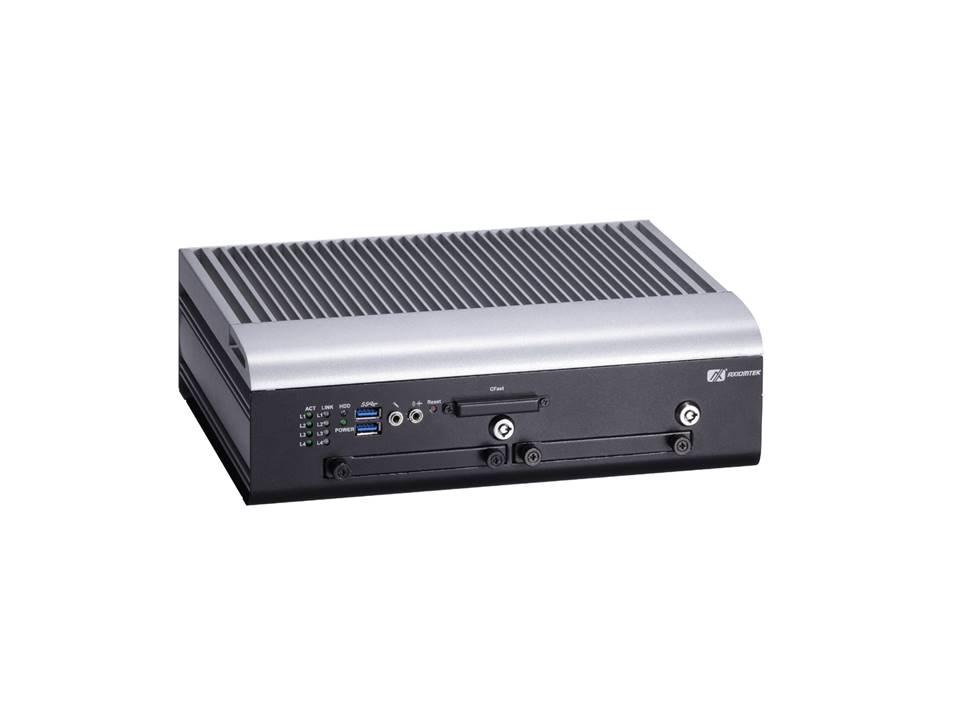Medien-News.Net - Infos & Tipps rund um Medien | AXIOMTEKs tBOX312-870-FL Lüfterloser Vehicle-PC mit Intel® Core™ Prozessor der dritten Generation