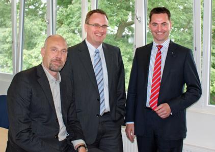 Bremen-News.NET - Bremen Infos & Bremen Tipps | Carsten Meyer-Heder (team neusta), Klaus-Dieter Gerken (akquinet AG), Klaus-Hinrich Vater (Vater Unternehmensgruppe)