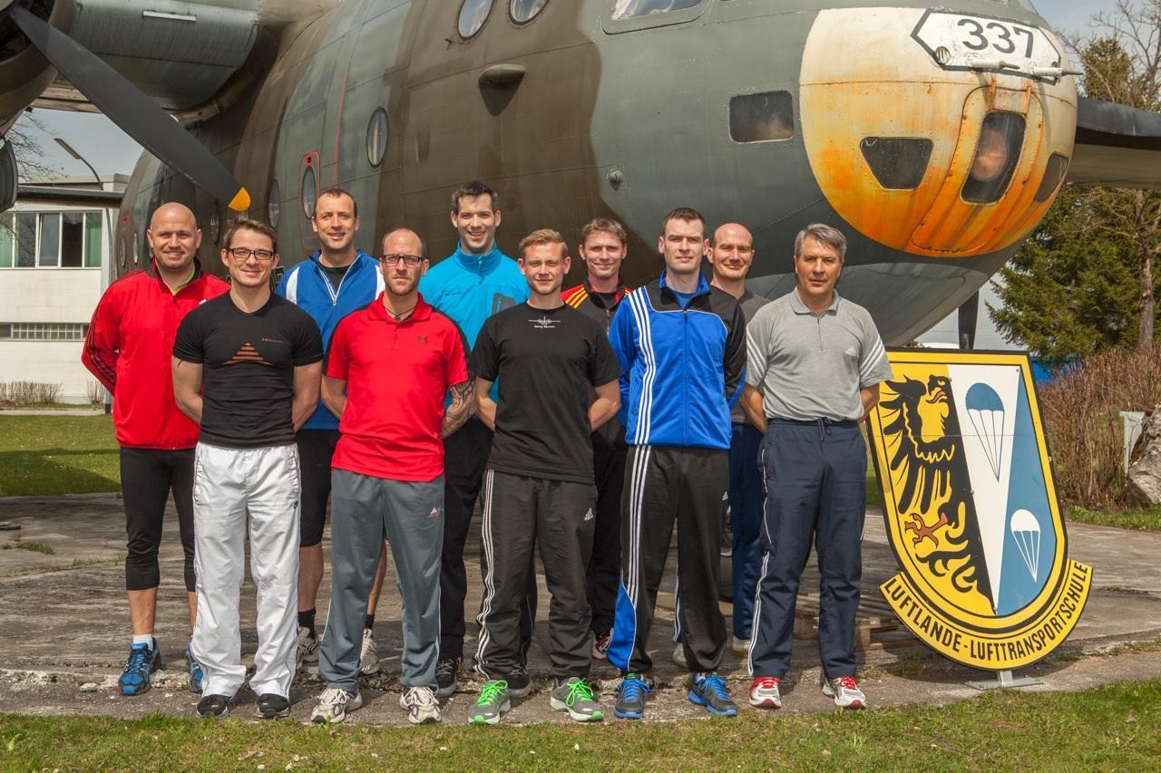 News - Central: Soldaten der Luftlande-/Lufttransportschule absolvieren BSA-Lehrgänge