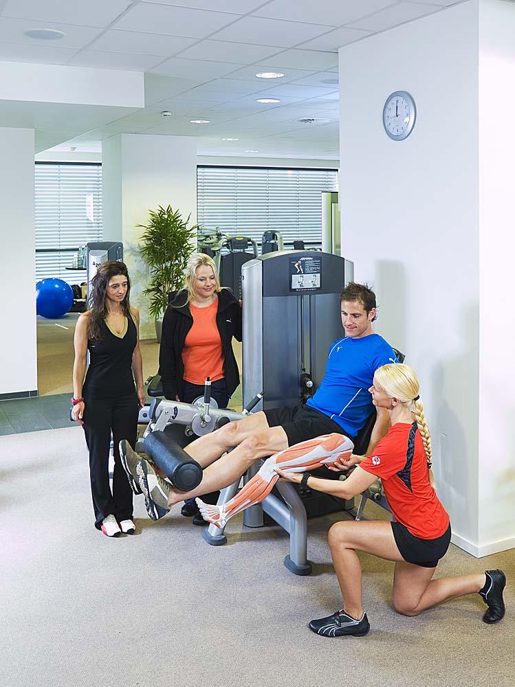 News - Central: Gesundheitsexperten im Betrieb – Ergonomie und Rückengesundheit