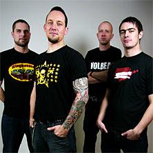 Tickets / Konzertkarten / Eintrittskarten   Tickets Konzertkarten Eintrittskarten - Foto: Volbeat - metallischer Rock'n'Roll !