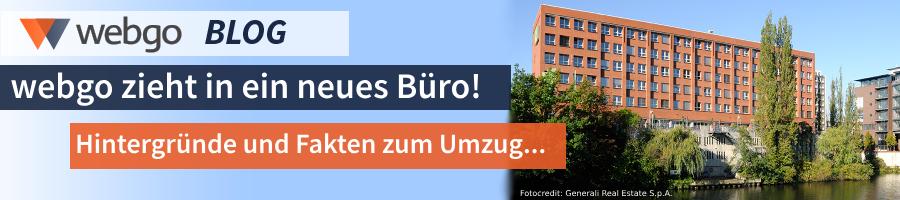 Hoster webgo expandiert und zieht in ein größeres Büro | Freie-Pressemitteilungen.de