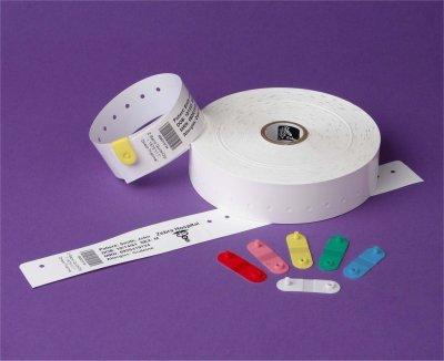 Neue Produkte @ Produkt-Neuheiten.Info | MRSA-resistente Patientenarmbänder mit Clips