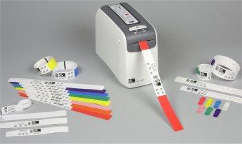 Neue Produkte @ Produkt-Neuheiten.Info | Patientenarmbänder mit Armband-Drucker HC100